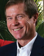 George O'Grady, Chief Executive European Tour