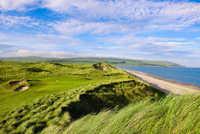 Machrihanish Dunes set against the Atlantic Ocean (Brian Morgan)