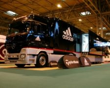 TaylorMade's Tour Truck