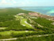 Moon Palace and Riviera Cancun are flanked by sensitive mangrove ecosystems and the Meso-americano Reef