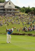 Graeme McDowell will defend his title