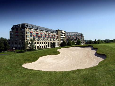 Celtic Manor Resort: needs extra capacity