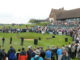 Golf Live 2012 with Gary Player on 18th Green