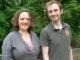 Juliet Reid and Tom Styles of Johns Associates Environmental Consultants