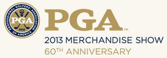 PGA Merchandise Show 2013 logo
