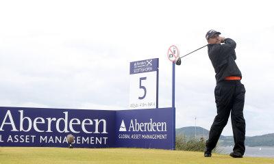 Aberdeen Asset Management Scottish Open - Day Four