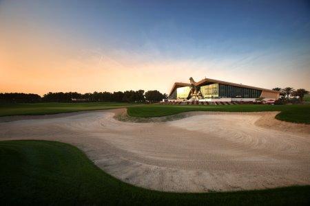 Abu Dhabi Golf Club h
