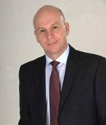 David Joy, newly appointed England Golf's Chief Executive Officer