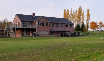 Clubhouse at Feldon Valley Golf Club