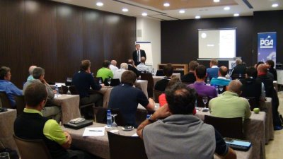 PGAs of Europe - 2013 Coaches Circle and Heads of Training Summit Details Announced