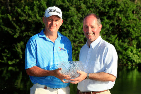 Roger Chapman (left) and Andy Stubbs