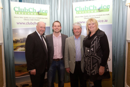 Club Choice Ireland launch event at Marriott St Pierre..31.01.13.©Steve Pope