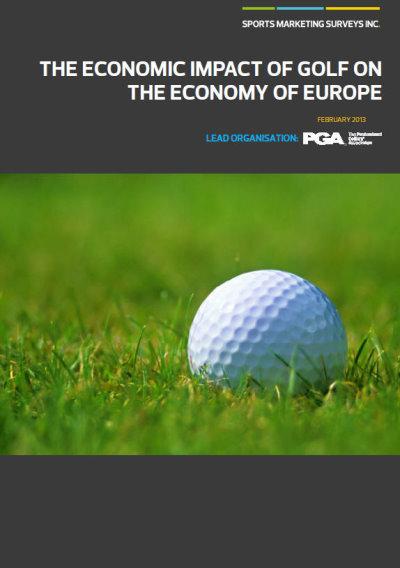 Economic Impact of Golf Report