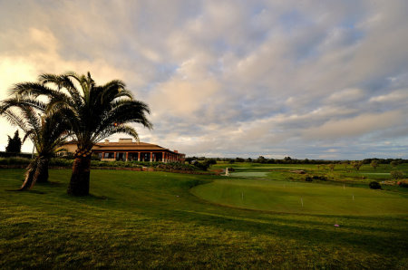 The €30m Son Gual golf course opened in 2007