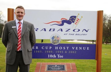 Ian Knox, Director of Golf at The Belfry