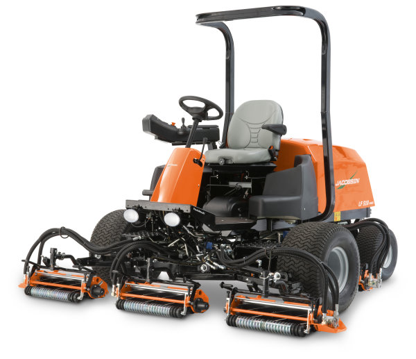 Jacobsen expects products like the new LF510™ fairway mower to help continue the company's recent success into 2013 and beyond. The new mower delivers a superior quality-of-cut with surprising affordability.