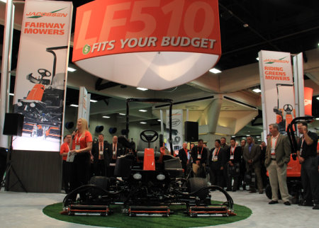 Jacobsen booth LF510