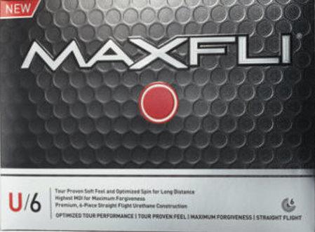 Maxfli U6 box