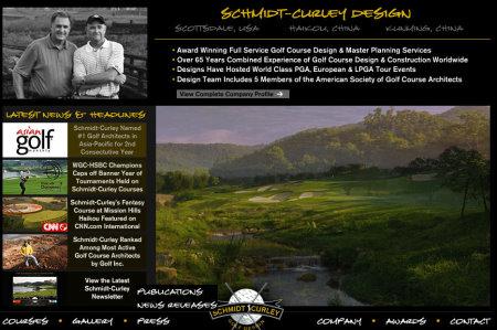 Schmidt Curley website