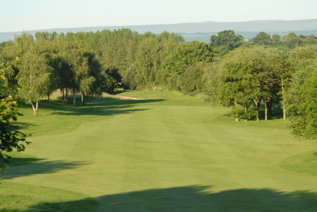 Burghill Valley Golf Course