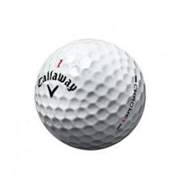 Callaway Hex Chrome Ball