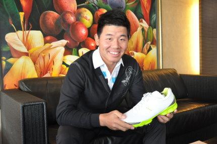 ECCO Staff Player Wu Ashun