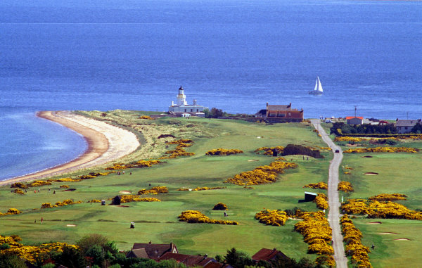 Fortrose General View - Sunny Day