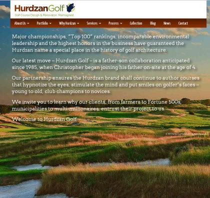 Hurdzan website grab
