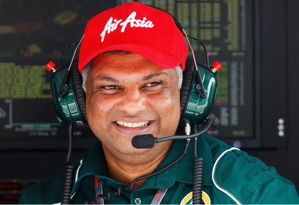 Tony Fernandes, will be the Keynote Speaker at the 2013 Asia Pacific Golf Summit to be staged in Jakarta, Indonesia on 5 – 7 November