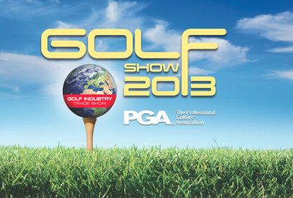 2013 Golf Show logo
