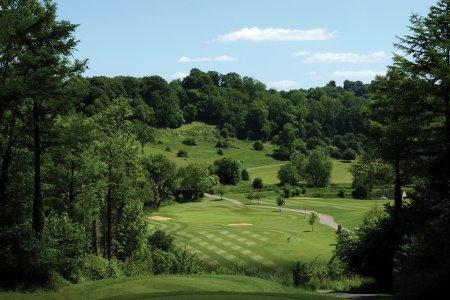 8th hole, The Manor House Golf Club