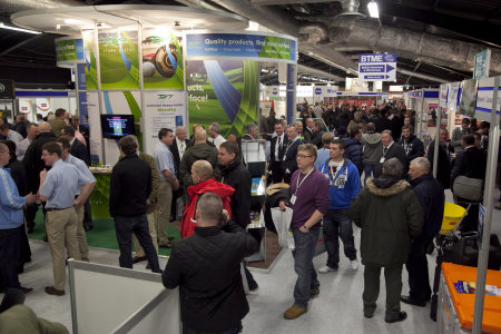 Many of last year's happy exhibitors are also returning