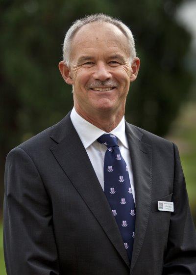UKGCOA Chairman Colin Mayes