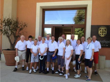 Mark Howell Golf School at Donnafugata