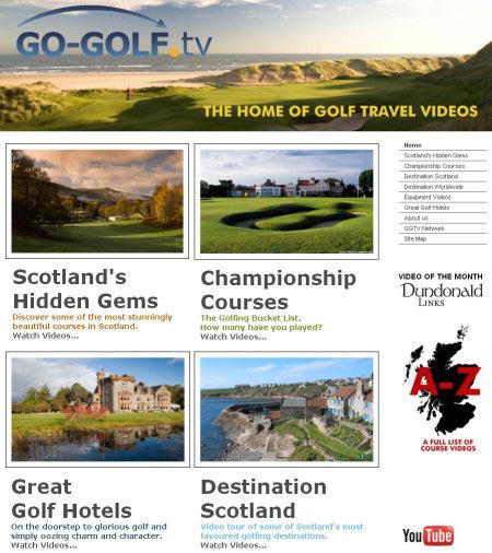 Go-Golf tv web grab