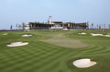 Siam Country Club Plantation Course clubhouse where the Golf In A Kingdom launch event will be held on 1st May