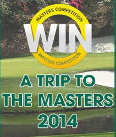 GolfBreaks Master promotion
