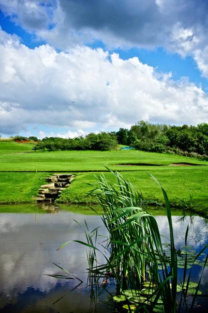 Wike Ridge course at Leeds Golf Centre