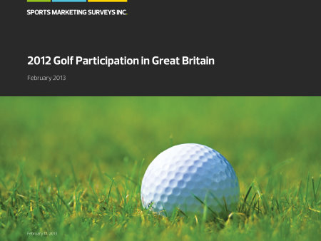 Microsoft PowerPoint - SMS INC. Report_2012 Golf Participation_F