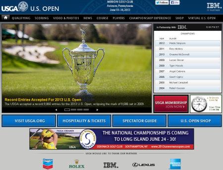 US Open.com