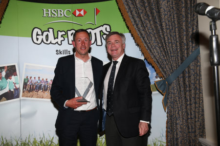 PGA Professional of the year, Scott Rusbridge
