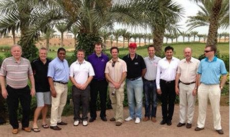 Tour operators at Muscat Hills