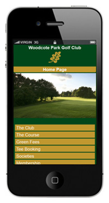 CLUB View woodcote-phone