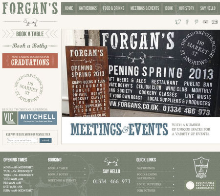 Forgan's website