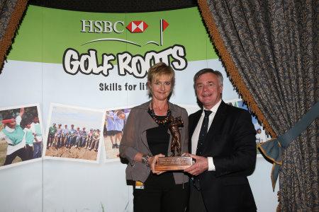 Gus Payne Award; Woburn Golf Club