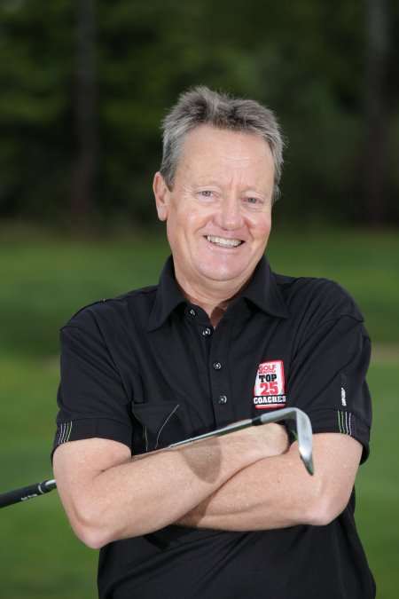 Gary Smith kicks off the educational programme at The Golf Show 2013 with his talk 'Join the Short Game Revolution!'