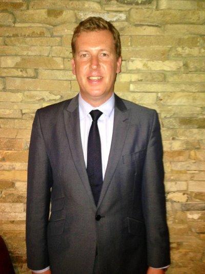 Keith Pickard, De Vere Regional Golf Director