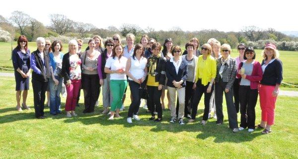 Lady Golfer Club taster day at Mid Sussex Golf Club, Ditchling