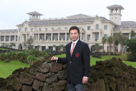Mr.Tenniel Chu, Vice Chairman of Mission Hills Group
