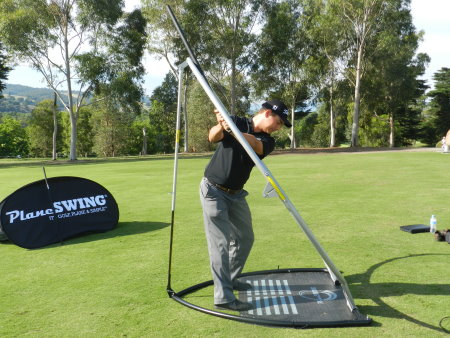 PGA Pro Kevin Conlong at Heritage Golf Club Melbourne